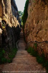 Cuenca, la Ciudad Encantada, El Tobogán