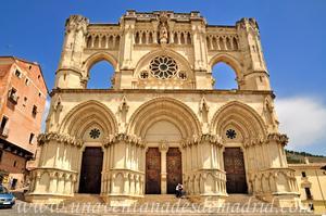 Cuenca, Portada de la Catedral