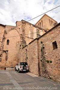 Cuenca, Espacio de la derruida Torre de Campanas