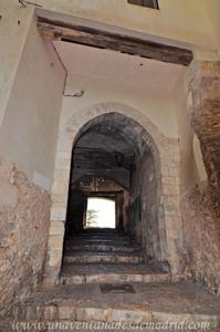Cuenca, Arco exterior de la Puerta de San Juan