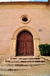 Cuenca, Portada de la Iglesia de San Nicolás