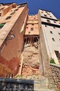 Cuenca, Rascacielos medievales