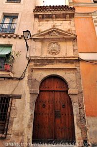 Cuenca, Casa de la Cofradía de la Epifanía