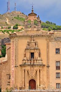 Cuenca, Iglesia del Convento de San Pablo