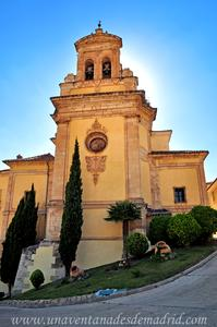 Cuenca, Iglesia del Hospital de Santiago