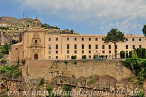 Cuenca, Iglesia y Convento de San Pablo