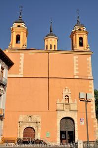Cuenca, Iglesia de Nuestra Señora de la Luz