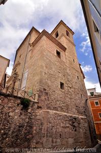 Cuenca, Torre de la Iglesia de San Andrés