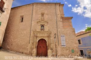 Cuenca, Iglesia de San Andrés