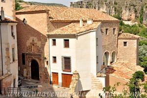 Cuenca, Iglesia de Santa Cruz