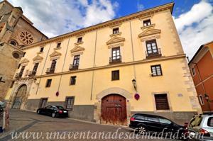 Cuenca, Palacio Episcopal