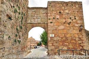 Cuenca, Arco de Bezudo