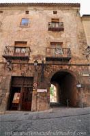 Cuenca, Arco de San Nicolás