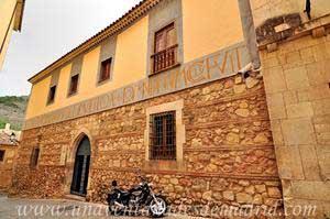 Cuenca, Casa Curato de San Martín