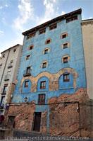 Cuenca, Casa de los Mendoza o Casa Azul