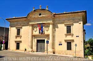 Cuenca, Casa de las Recogidas