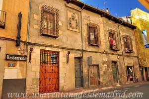 Cuenca, Casa de las Rejas