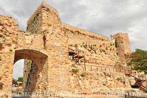 Cuenca, Ruinas del Castillo de Cuenca