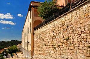 Cuenca, Convento de los Carmelitas Descalzos