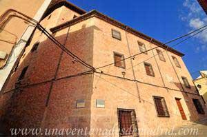 Cuenca, Monasterio de Madres Benedictinas Santa María de la Expectación