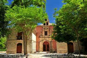Cuenca, Ermita de la Virgen de las Angustias