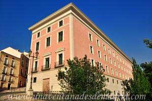 Cuenca, Escuelas Palafox