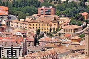 Cuenca, Hospital de Santiago