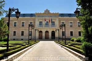 Cuenca, Palacio de la Diputación Provincial de Cuenca