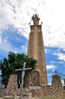 Cuenca, Monumento del Sagrado Corazón de Jesús