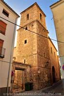 Cuenca, Torre de Santo Domingo