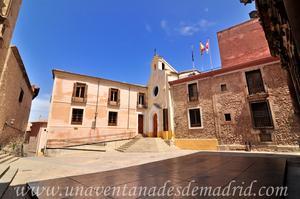 Cuenca, Asilo de Ancianos Desamparados