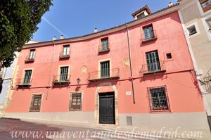 Cuenca, Casa-Palacio de los Clemente de Aróstegui