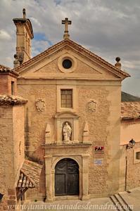 Cuenca, Iglesia del Convento de Carmelitas Descalzas de San José