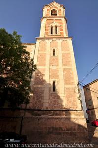 Cuenca, Torre de la Iglesia de El Salvador