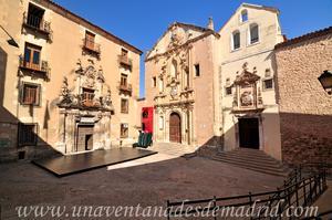 Cuenca, Plaza de la Merced