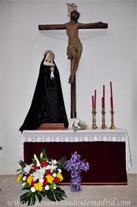 Cuenca, Iglesia de San Pedro, Cristo de la Vera Cruz