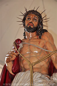 Cuenca, Iglesia de San Pedro, Ecce Homo de San Miguel