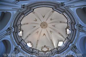 Cuenca, Interior de la Iglesia de San Pedro
