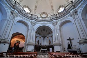 Cuenca, Nave única de la Iglesia de San Pedro