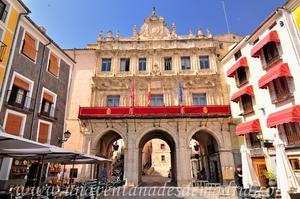 Cuenca, Ayuntamiento