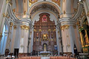 Cuenca, Interior del Oratorio de San Felipe Neri