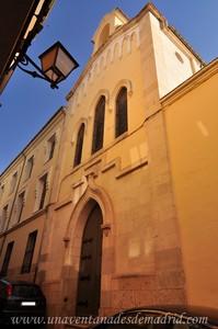 Cuenca, Convento de las Siervas de Jesús de la Caridad