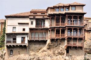 Cuenca, Casas Colgadas