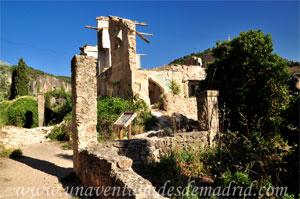 Cuenca, Ruinas del Hocino de Federico Muelas