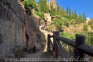 Cuenca, Senda del Hocino de Federico Muelas