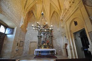 Cueva de Santo Domingo, Capilla de los Reyes Católicos