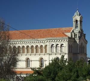 Iglesia Santa de María Micaela