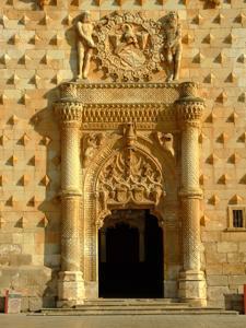 Palacio del Infantado, portada principal