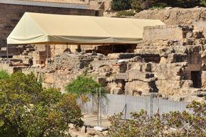 Medina Azahara, Baño unipersonal