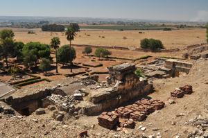 Medina Azahara, Camino de Ronda Bajo